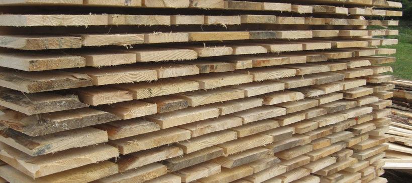 Natural wood drying vs artificial wood drying