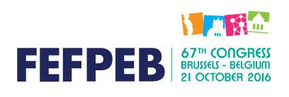 67ème congrès mondial FEFPEB à Bruxelles