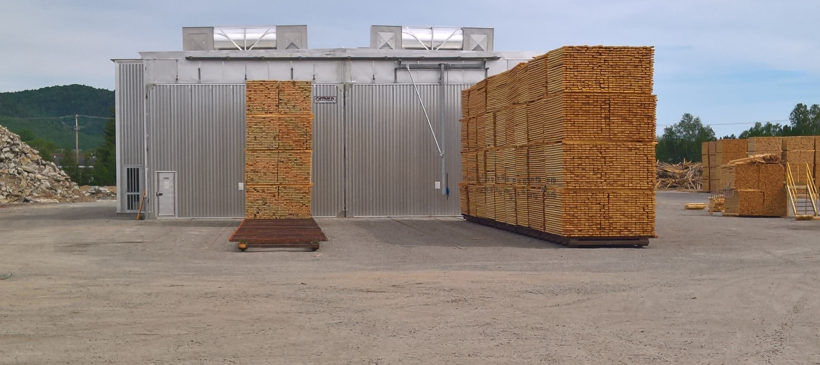Understanding the wood drying